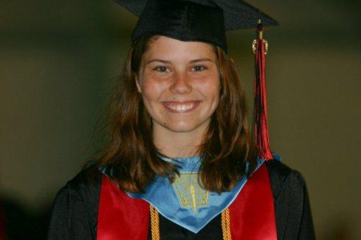 McKenzie Schmidt Graduation 2009