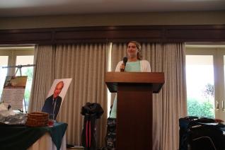 Student Speaker Krysten Walker