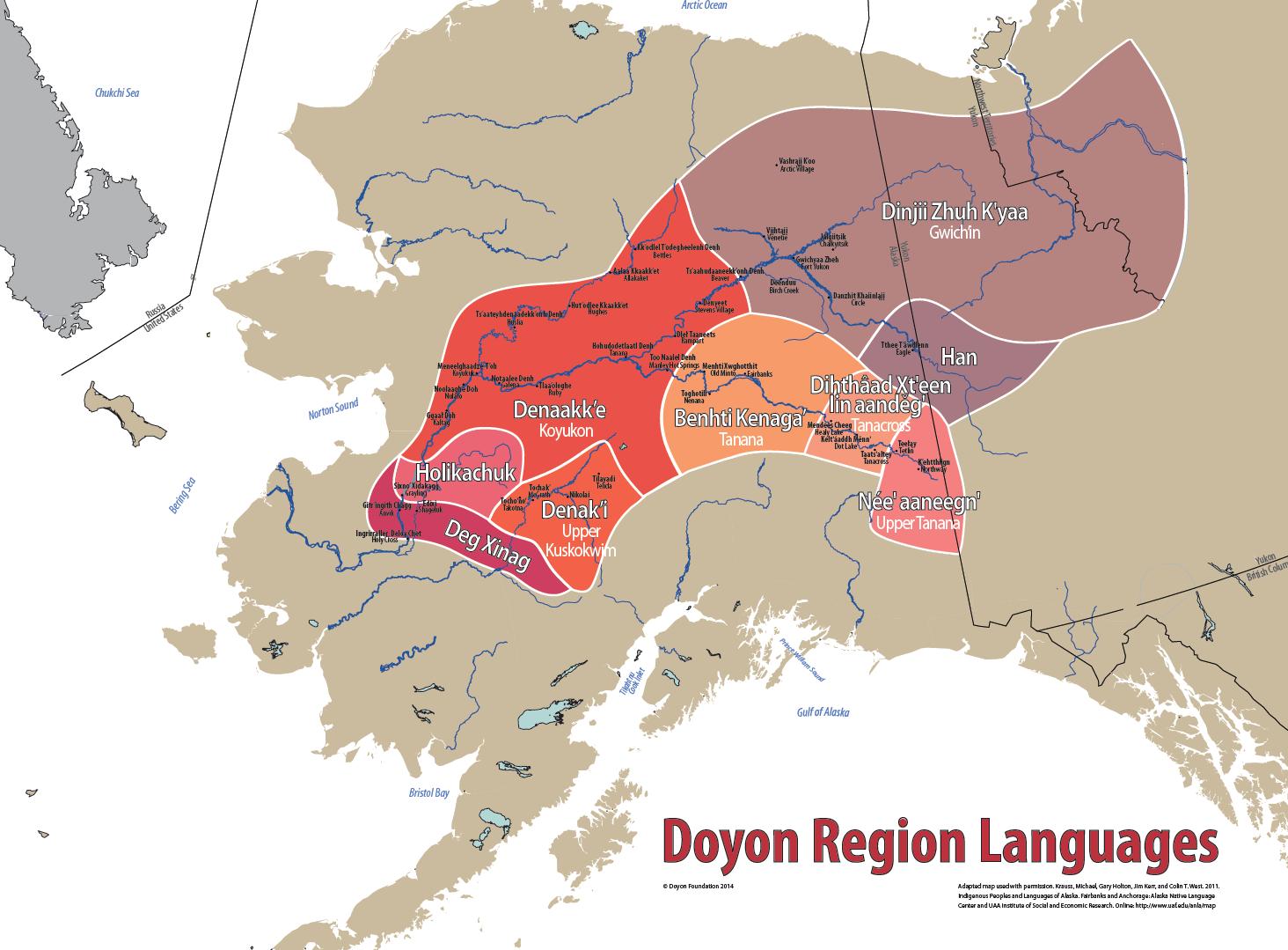 Doyon_Language_Map
