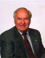 Morris Thompson Portrait