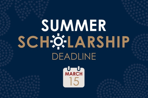 89_Summer Scholarship Promotion_blog