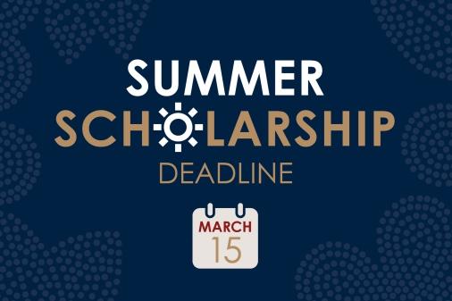 89_Summer Scholarship Promotion_blog