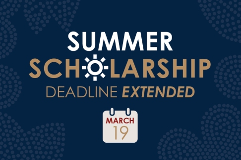 89_Summer Scholarship EXTENDED Promotion_blog