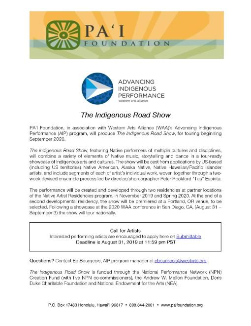 Indigenous Road Show overview - 8-1-19-page-001